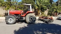 Trator Massey Fergunso 640 1999