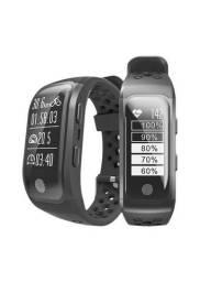 Pulseira GPS, monitor cardiaco e a prova d'agua, Colmi S908. Aceito cartão