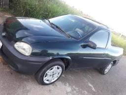 Vendo um pick up corsa - 2001