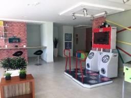 Flex Gama - AP. 02 Qtos 62 m² Lazer completo - Gama (ITBI, Documentação, Registro Grátis!)
