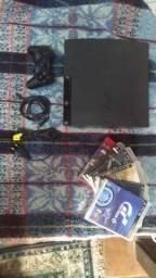 PS3 + 6 Jogos