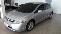 HONDA CIVIC 2008/2008 1.8 LXS 16V GASOLINA 4P MANUAL - 2008