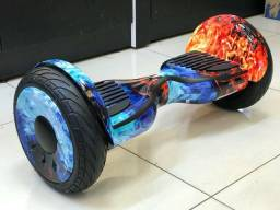 "Scooter Elétrico, 10"" Hoverboard, Segway, Smart Balance, Wheel, IO Hawk, Patins Elétrico"
