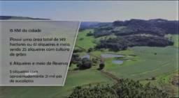 Fazenda em Medianeira - 61 Alqueires Aceita troca em maquinas Agricolas