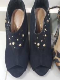 Vende-se lindos sapatos r$ 15,00