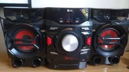 Mini System Lg 4350