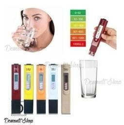 Medidor De Qualidade Da Água & Temperatura Profissional Tds