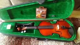 Violino Giannini 4/4 (Com o kit completo)