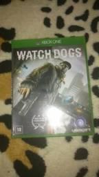Jogo original Xbox onde whatch dog
