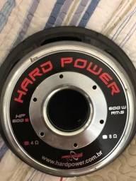 Hard power 600 rms novo