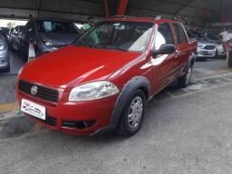 Strada cab dupla 2011 - 2011