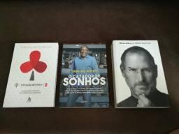 Livros: Empreendedorismo e Biografia