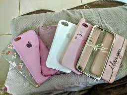 Vendo capinhas para iPhone 6s
