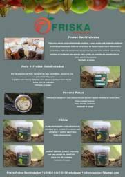 Vendo - Friska, empresa de frutas desidratadas