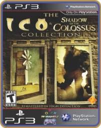 Título do anúncio: Ps3 Ico e Shadow of Colossus