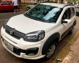 Fiat Uno Way 1.0 2018/2018 em Ótimo estado - 2018