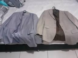 Dois ternos por 50 reais