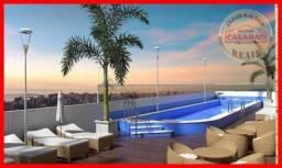 Apartamento com 2 dormitórios à venda, 86 m² por R$ 425.271,00 - Vila Caiçara - Praia Gran