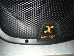 Caixa De Som Ativa Amplificada X Lounge