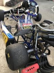 Rotax DD2 kit evo chassi praga