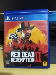 Red Dead Redemption 2 PS4 com o mapa