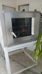 Forno elétrico para padaria ou pizzaria