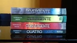 Série completa de Divergente