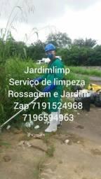 Jardimlimp serviço de jardinagem limpeza em geral