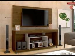 RACK Free + Painel Wood (Entrega Grátis)