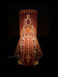 Luminaria PVC Nossa Senhora Aparecida