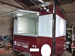 Trailer/Food truck Novo Nunca utilizado