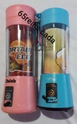 mini liquidificador mix seis lâminas