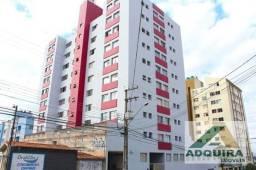 Apartamento com 3 quartos no Edifício Piquiri - Bairro Centro em Ponta Grossa