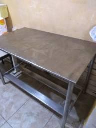 Venda essa mesa inox