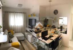 Apartamento c/ 2 quartos, suíte em condomínio fechado na Santa Amélia