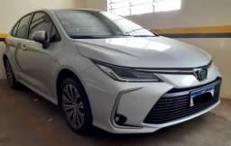 Corolla Altis Hybrido - 300km apenas - Já emplacado
