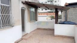 Apartamento com 1 dormitório para alugar, 50 m² - Santa Rosa - Niterói/RJ