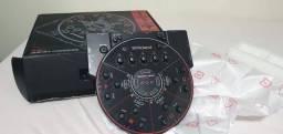 Mixer de Fone 5 Canais Roland Hs-5 Mesa De Som Ensaio Gravação