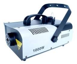 Maquina Fumaça 1000w 110v Dj Comp. Mesa Dmx Dj