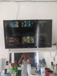Vendo essa tv esmarte aoc