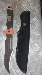 Desapegando faca punhal