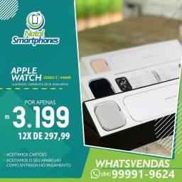 Apple Watch SERIE 5 (44MM, BRANCO OU ROSE ) GARANTIA DE ( 1 ) ANO