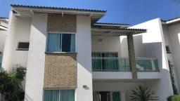 Linda Casa projetada e mobiliada para locação. 4 suítes ao lado do shopping Eusébio