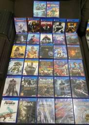 Jogos novos PS4 e XboxOne - Preço na descrição
