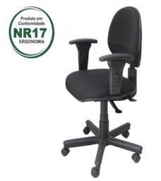 Cadeira digitador Ergonômica Back System Nr17
