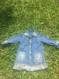 Casaco jeans (torrando)