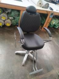 Cadeira hidráulica !!! ***Só Salão, móveis para salão de beleza esmalteria e barbearia
