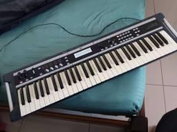 Teclado Sintetizador Korg X50 com fonte original e bag