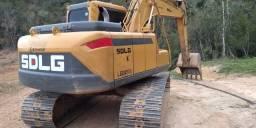 Escavadeira Sdlg 6150 2015