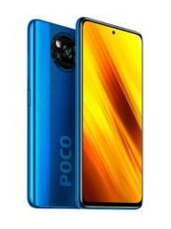 Poco X3 NFC 128gb 6gb ram cobalt blue